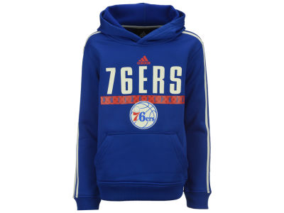 Philadelphia 76ers NBA Youth Playbook Hoodie