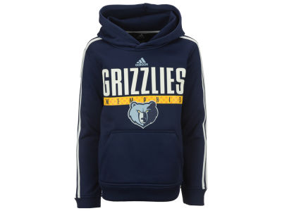 Memphis Grizzlies adidas NBA Youth Playbook Hoodie