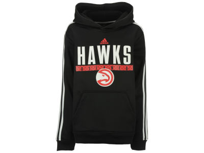 Atlanta Hawks adidas NBA Youth Playbook Hoodie