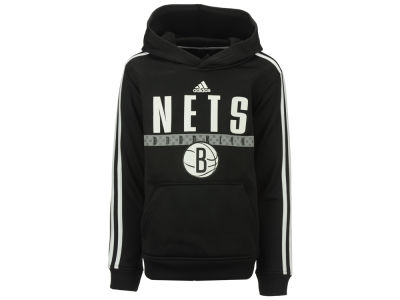 Brooklyn Nets adidas NBA Youth Playbook Hoodie
