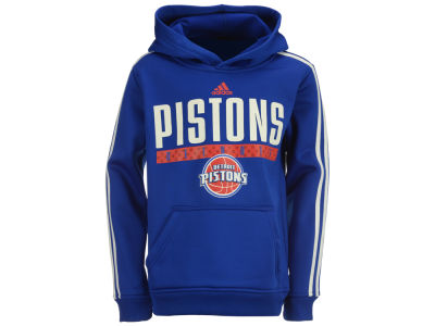 Detroit Pistons NBA Youth Playbook Hoodie