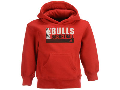 Chicago Bulls Outerstuff NBA Toddler Icon Status Hoodie
