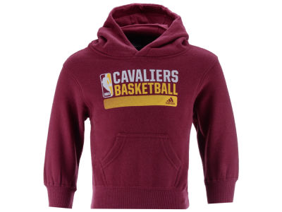 Cleveland Cavaliers NBA Toddler Icon Status Hoodie