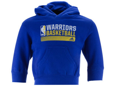 Golden State Warriors NBA Toddler Icon Status Hoodie