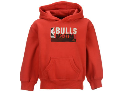 Chicago Bulls Outerstuff NBA Kids Icon Status Hoodie
