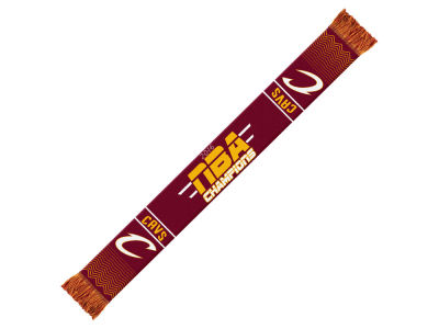 Cleveland Cavaliers 2016 NBA Finals Champs Event Wordmark Scarf