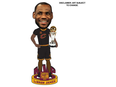 Cleveland Cavaliers 2016 NBA Finals Champs Bobblehead