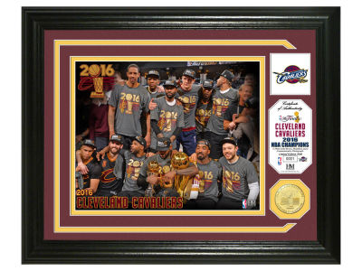 Cleveland Cavaliers 2016 NBA Finals Champs Event Photo Mint Coin-Bronze