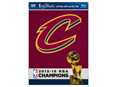 Cleveland Cavaliers 2016 NBA Finals Champs Event DVD