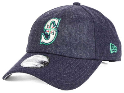 Seattle Mariners Ken Griffey Jr. New Era MLB Griffey Hall of Fame Relaxed 9TWENTY Cap