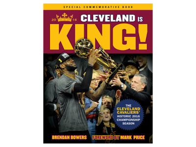 Cleveland Cavaliers 2016 NBA Finals Champs Commemorative Book