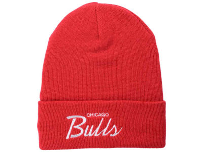 Chicago Bulls Mitchell and Ness NBA Old Cool Knit