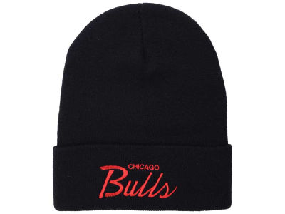Chicago Bulls Mitchell & Ness NBA Old Cool Knit