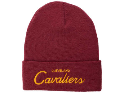 Cleveland Cavaliers Mitchell and Ness NBA Old Cool Knit