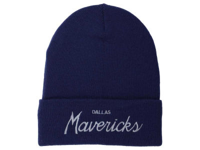 Dallas Mavericks Mitchell & Ness NBA Old Cool Knit