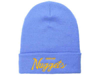 Denver Nuggets Mitchell and Ness NBA Old Cool Knit