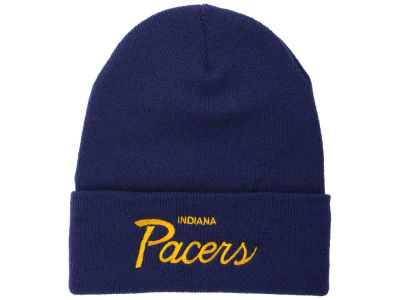 Indiana Pacers Mitchell and Ness NBA Old Cool Knit