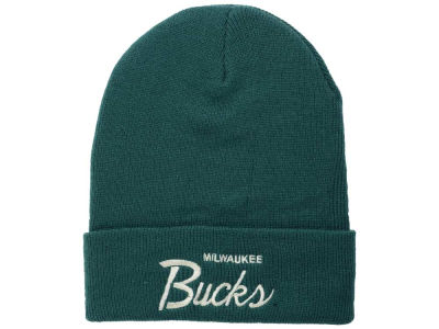 Milwaukee Bucks Mitchell and Ness NBA Old Cool Knit