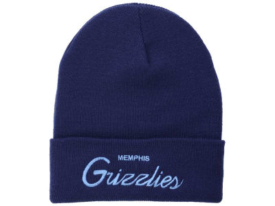 Memphis Grizzlies Mitchell & Ness NBA Old Cool Knit