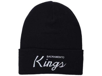 Sacramento Kings Mitchell and Ness NBA Old Cool Knit