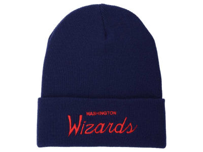 Washington Wizards Mitchell and Ness NBA Old Cool Knit