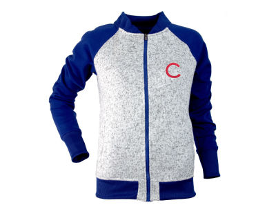 Chicago Cubs MLB Women's Visitor Track Jacket