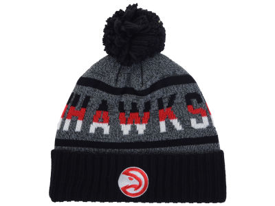 Atlanta Hawks Mitchell & Ness Mitchell and Ness NBA Grayish Knit