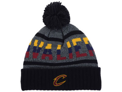 Cleveland Cavaliers Mitchell and Ness Mitchell and Ness NBA Grayish Knit