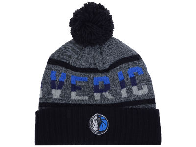Dallas Mavericks Mitchell & Ness Mitchell and Ness NBA Grayish Knit
