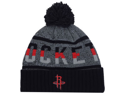 Houston Rockets Mitchell and Ness Mitchell and Ness NBA Grayish Knit