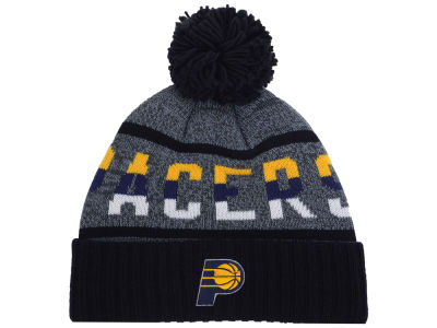Indiana Pacers Mitchell & Ness Mitchell and Ness NBA Grayish Knit