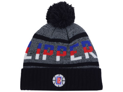 Los Angeles Clippers Mitchell & Ness Mitchell and Ness NBA Grayish Knit