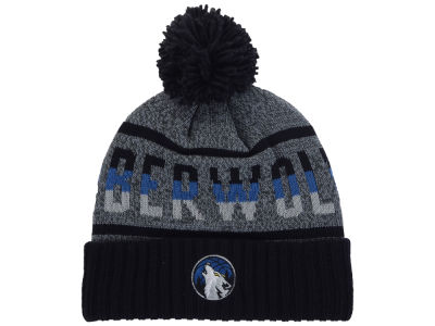 Minnesota Timberwolves Mitchell and Ness Mitchell and Ness NBA Grayish Knit