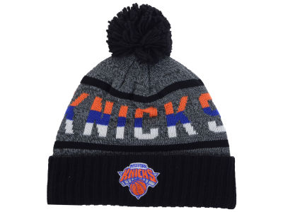 New York Knicks Mitchell & Ness Mitchell and Ness NBA Grayish Knit
