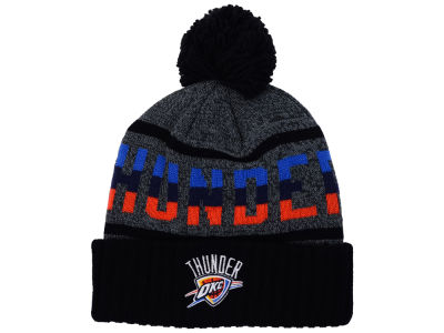Oklahoma City Thunder Mitchell and Ness Mitchell and Ness NBA Grayish Knit