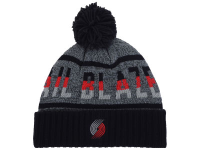 Portland Trail Blazers Mitchell & Ness Mitchell and Ness NBA Grayish Knit