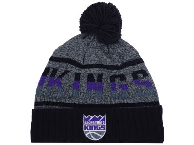 Sacramento Kings Mitchell and Ness Mitchell and Ness NBA Grayish Knit