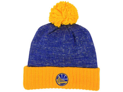 Golden State Warriors Mitchell and Ness NBA Basic Heater Knit