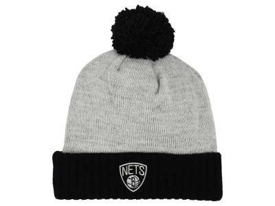 Brooklyn Nets Mitchell and Ness NBA Basic Heater Knit