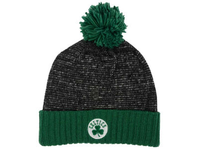 Boston Celtics Mitchell and Ness NBA Basic Heater Knit