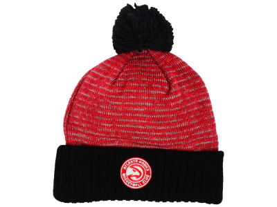 Atlanta Hawks Mitchell and Ness NBA Basic Heater Knit