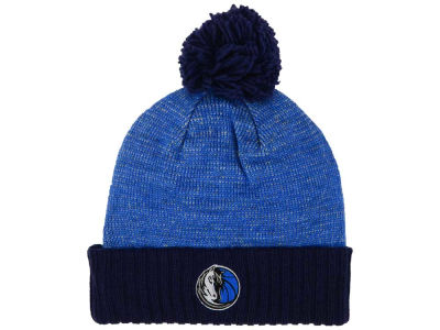 Dallas Mavericks Mitchell and Ness NBA Basic Heater Knit