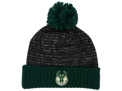 Milwaukee Bucks Mitchell and Ness NBA Basic Heater Knit