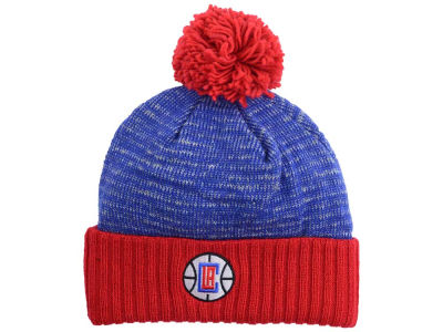 Los Angeles Clippers Mitchell and Ness NBA Basic Heater Knit