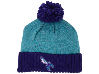 Charlotte Hornets Mitchell and Ness NBA Basic Heater Knit