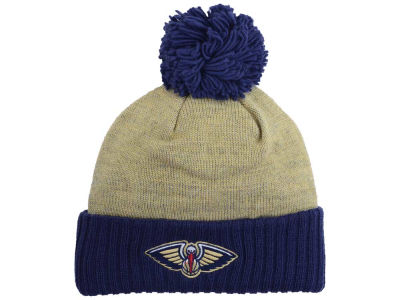 New Orleans Pelicans Mitchell and Ness NBA Basic Heater Knit