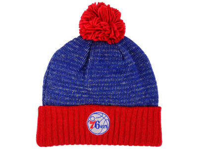 Philadelphia 76ers Mitchell and Ness NBA Basic Heater Knit