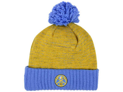 Denver Nuggets Mitchell and Ness NBA Basic Heater Knit