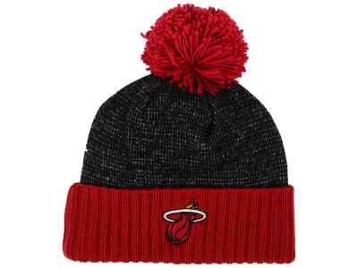 Miami Heat Mitchell and Ness NBA Basic Heater Knit