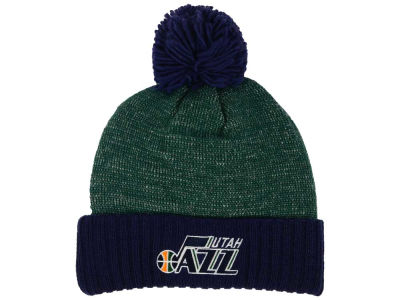 Utah Jazz Mitchell and Ness NBA Basic Heater Knit